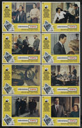 """Movie Posters:Hitchcock, Topaz (Universal, 1969). Lobby Card Set of 8 (11"""" X 14""""). Hitchcock. Starring Frederick Stafford, Dany Robin, John Forsythe,... (Total: 8)"""