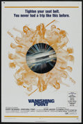 "Movie Posters:Action, Vanishing Point (20th Century Fox, 1971). One Sheet (27"" X 41""). Action. Starring Barry Newman, Cleavon Little, Dean Jagger,..."