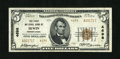 National Bank Notes: , Irwin, PA - $5 1929 Ty. 2 The First NB Ch. # 4698. ...