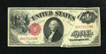 Error Notes:Large Size Errors, Fr. 36 $1 1917 Legal Tender Extremely Fine....