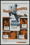"Movie Posters:War, Darby's Rangers (Warner Brothers, 1958). One Sheet (27"" X 41"").War. Starring James Garner, Etchika Choureau, Jack Warden, V..."
