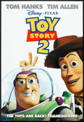 "Movie Posters:Animated, Toy Story 2 (Buena Vista, 1999). One Sheet (27"" X 40"") DS Advance. Animated.. ..."