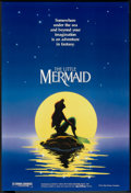 "Movie Posters:Animated, The Little Mermaid (Buena Vista, 1989). One Sheet (27"" X 40"") DS Advance. Animated.. ..."