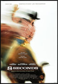 """Movie Posters:Sports, 8 Seconds (New Line, 1994). One Sheet (27"""" X 40"""") SS. Sports.. ..."""