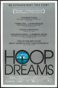 """Movie Posters:Sports, Hoop Dreams (Fine Line Features, 1994). One Sheet (27"""" X 40"""") SS. Sports.. ..."""