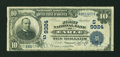 Earle, AR - $10 1902 Date Back Fr. 618 The First NB Ch. # (S)9324