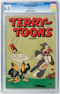 Golden Age (1938-1955):Funny Animal, Terry-Toons Comics #64 (St. John, 1948) CGC FN+ 6.5 Off-whitepages....