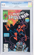 Modern Age (1980-Present):Superhero, The Amazing Spider-Man #310-312 CGC-Graded Group (Marvel, 1988-89)CGC NM/MT 9.8 White pages.... (Total: 3 Comic Books)