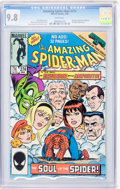 Modern Age (1980-Present):Superhero, The Amazing Spider-Man #274, 276, and 277 CGC-Graded Group (Marvel,1986) CGC NM/MT 9.8 White pages.... (Total: 3 Comic Books)