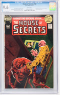 Bronze Age (1970-1979):Horror, House of Secrets #98 (DC, 1972) CGC NM+ 9.6 White pages....
