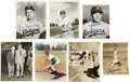 Autographs:Photos, Pee Wee Reese Signed Items Lot of 16. ...