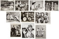 Baseball Collectibles:Photos, Roy Campanella Wire Photographs Lot of 19. ...