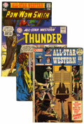 Bronze Age (1970-1979):Western, All-Star Western Group (DC, 1958-71) Condition: Average VG.... (Total: 8 Comic Books)