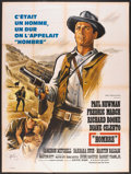 """Movie Posters:Western, Hombre (20th Century Fox, 1966). French Grande (47"""" X 63"""").Western.. ..."""