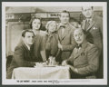 """Movie Posters:Hitchcock, The Lady Vanishes (Gaumont, 1938). Stills (2) (8"""" X 10"""").Hitchcock.. ... (Total: 2 Items)"""