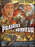 "Movie Posters:Western, Shenandoah (Universal, 1965). French Grande (47"" X 63""). Western.. ..."