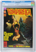 Modern Age (1980-Present):Horror, Vampirella #95 (Warren, 1981) CGC NM+ 9.6 White pages....