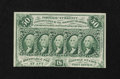 Fractional Currency:First Issue, Fr. 1312 50¢ First Issue Choice New....