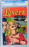 Golden Age (1938-1955):Romance, Miscellaneous Golden and Silver Age Romance Comics Group (VariousPublishers, 1953-64).... (Total: 10 Comic Books)
