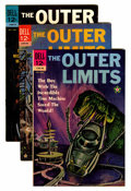 Silver Age (1956-1969):Science Fiction, Outer Limits Group (Dell, 1964-69) Condition: Average VF....(Total: 19 Comic Books)