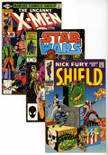 Silver Age (1956-1969):Superhero, Marvel Silver and Bronze Age Comics Group (Marvel, 1963-80).... (Total: 10 Comic Books)