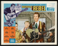 "Nashville Rebel (American International, 1966). Lobby Cards (5) (11"" X 14""). Musical. ... (Total: 5 Items)"