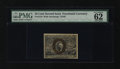 Fractional Currency:Second Issue, Fr. 1316 50c Second Issue PMG Uncirculated 62 EPQ....