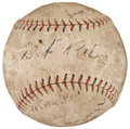 Autographs:Baseballs, 1921-22 New York Yankees Team Signed Baseball....