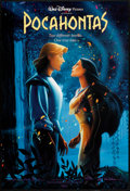 "Movie Posters:Animated, Pocahontas (Buena Vista, 1995). International One Sheet (27"" X 40""). Animated.. ..."