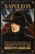 "Movie Posters:War, Napoleon (Zoetrope, R-1981). One Sheet (27"" X 41""). War.. ..."