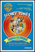 "Movie Posters:Animated, Looney Tunes Hall of Fame (Warner Brothers, 1970s). One Sheet (27""X 41""). Animated.. ..."