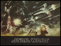 "Movie Posters:Science Fiction, Star Wars (20th Century Fox, 1977). Program (Multiple Pages, 9"" X11.75""). Science Fiction.. ..."