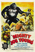 "Movie Posters:Adventure, Mighty Joe Young (RKO, 1949). One Sheet (27"" X 41""). ..."