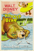 """Movie Posters:Animated, Hooked Bear (Buena Vista, 1956). One Sheet (27"""" X 41""""). ..."""