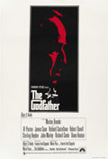 "Movie Posters:Crime, The Godfather (Paramount, 1972). British One Sheet (27"" X 40""). ..."