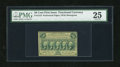 "Fractional Currency:First Issue, Fr. 1310 50c First Issue PMG Very Fine 25 ""Manuscript Note.""..."