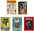 Autographs:Others, Baseball Stars Signed Books Lot of 5.... (Total: 5 items)