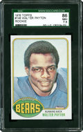 Football Cards:Singles (1970-Now), 1976 Topps Walter Payton #148 SGC 86 NM+ 7.5....