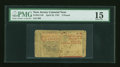 Colonial Notes:New Jersey, New Jersey April 23, 1761 £3 PMG Choice Fine 15....