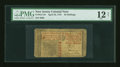Colonial Notes:New Jersey, New Jersey April 23, 1761 30s PMG Fine 12 Net....