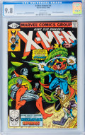 Modern Age (1980-Present):Superhero, X-Men Annual #4 (Marvel, 1980) CGC NM/MT 9.8 White pages....