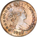 Early Dollars, 1795 $1 Draped Bust, Centered MS64 NGC....