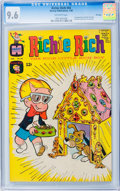 Silver Age (1956-1969):Humor, Richie Rich #65 File Copy (Harvey, 1968) CGC NM+ 9.6 Off-white pages....