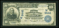 National Bank Notes:New Mexico, Hope, NM - $10 1902 Plain Back Fr. 628 The First NB Ch. # (W)9441. ...