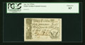 Colonial Notes:South Carolina, South Carolina April 10, 1778 5s PCGS Choice New 63....
