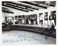 Football Collectibles:Photos, Pro Football Hall of Fame Multi-Signed Photograph. ...