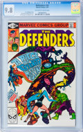 Modern Age (1980-Present):Superhero, The Defenders #92, 93, and 152 CGC-Graded Group (Marvel, 1981-86)CGC NM/MT 9.8.... (Total: 3 Comic Books)
