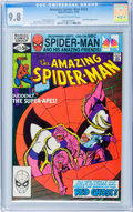 Modern Age (1980-Present):Superhero, The Amazing Spider-Man #223-226 CGC-Graded Group (Marvel, 1981-82)Condition: CGC NM/MT 9.8 Off-white to white pages.... (Total: 4Comic Books)