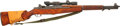 Military & Patriotic:WWII, Mint, Unfired, Springfield M1-D Garand Sniper's Rifle and Scope, #3467935....