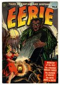 Golden Age (1938-1955):Horror, Eerie #6 (Avon, 1952) Condition: FN/VF....